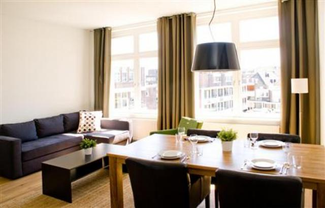 Old Harbour D Apartment Amsterdam